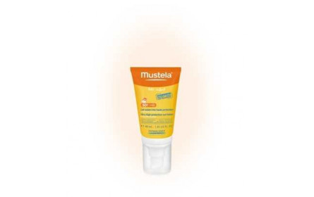 Mustela baby very high  solar protection 50 + 40ml