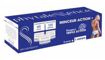 Trio Minceur  Phytalessence