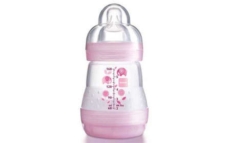 Biberon Easy Start Anti Colique Rose 160 ml BABY MAM