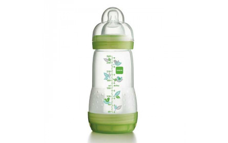 Mam Anti colic bottle green 260ml