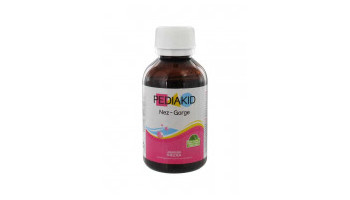 Nez - Gorge 125 ml Pediakid