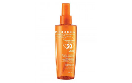 Bioderma Photoderm Brume Invisible SPF50+ 200 ml