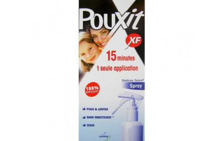 Pouxit XF (Piojos y Liendres) Spray 100ml Cooper
