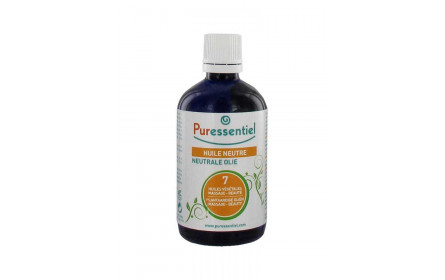 Puressentiel neutral oil with 7 vegetal oils 100 ml