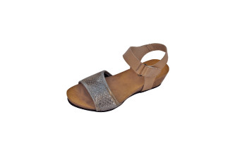 Chaussures CAMELEA taupe...