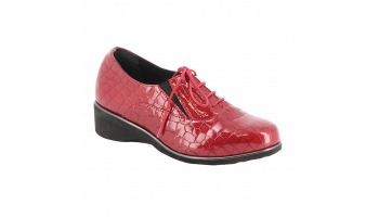 Chaussures TREVI rouge...