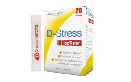 Synergia D Stress Booster 20 sachets