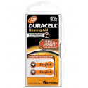 Piles 13 Auditives PR48 1.45V 310mAh Duracell