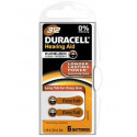 Piles 312 Auditives PR41 1.45V 180mAh Duracell