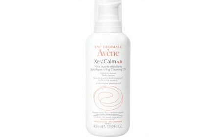 Avèrne Xeracalm A.D. Replenishing Cleaning OiL 400ml