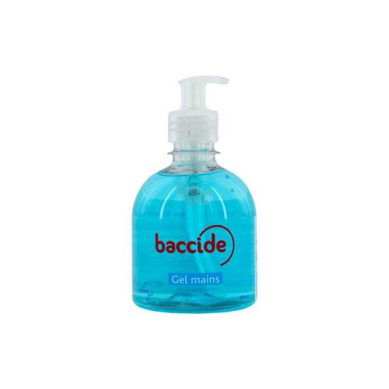 Gel Mains 300ml Baccide