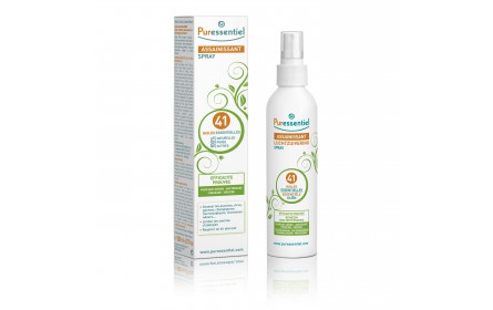 Desinfectante Spray aceites esenciales 200 ml Puressentiel 41