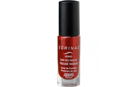 Asepta Ecrinal Pflege-Nagellack Indian Red 6ml