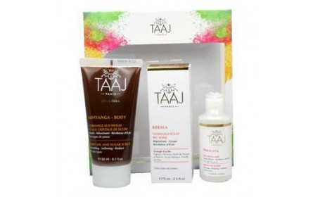 Taaj Ayurveda Inspired 1st Care Gift Box