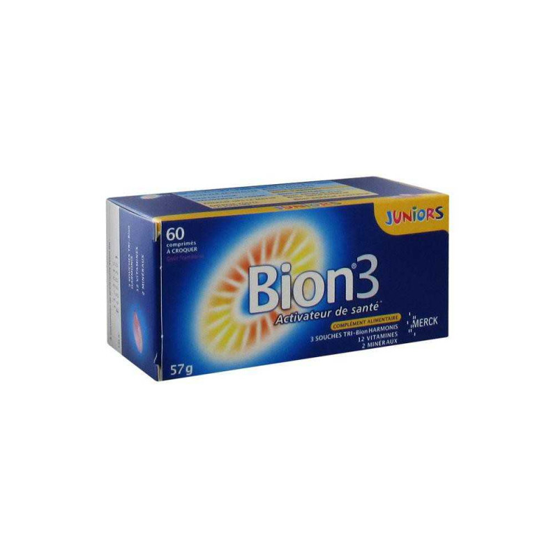 Bion 3 Junior 60 comprimés Merck